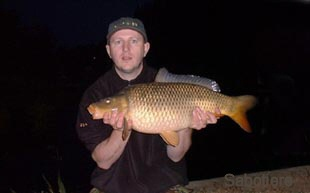 carp fishing in brittany