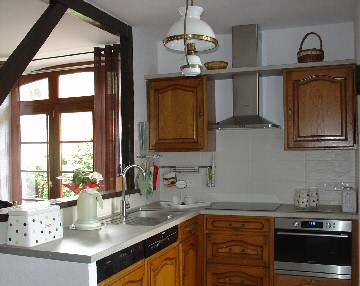 French accommodation gite to rent in Brittany France.