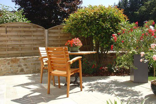 ground floor holiday lodging-accommodation in brittany France