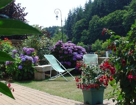 france,bretagne,case famigliale per vacanze bretagna morbihan-francia-residence vista sul fiume